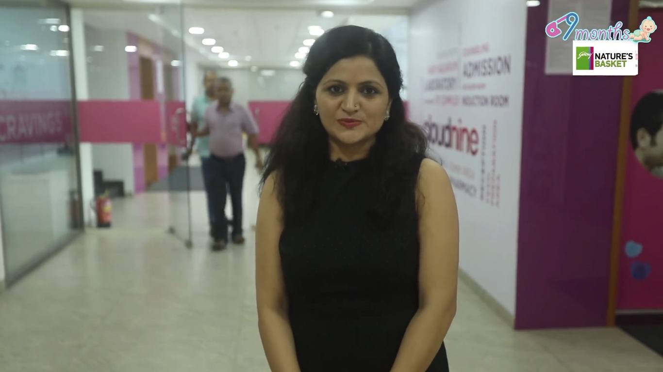 Young mum Avantika Kukreti takes us on a guided tour of Cloud Nine Hospital on our unique show Nine Months