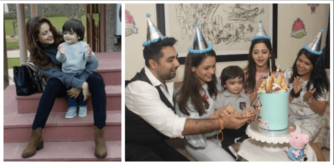 This Kahin Toh Hoga star just celebrated her son's second birthday!