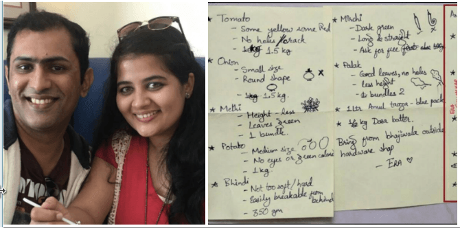We've found her! The genius Pune wife behind that INCREDIBLE shopping list that went viral!