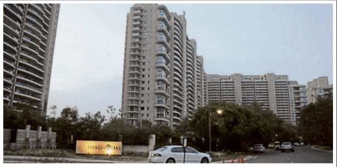 Shocking! IIT Graduate commits suicide; jumps off 23rd floor of plush Gurugram high-rise
