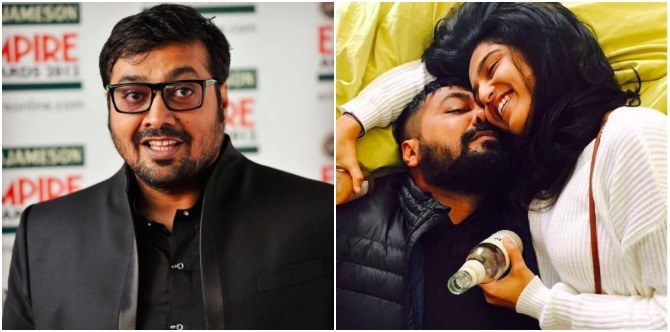 After two failed marriages Anurag Kashyap is in love with his 23-year-old colleague!