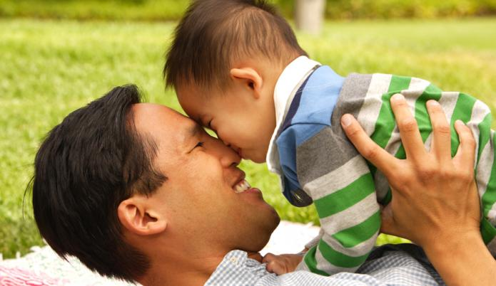 8 Ways your husband will change once you have kids