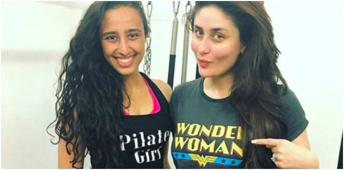 Kareena has started THIS exercise regime to get a flat and strong tummy!
