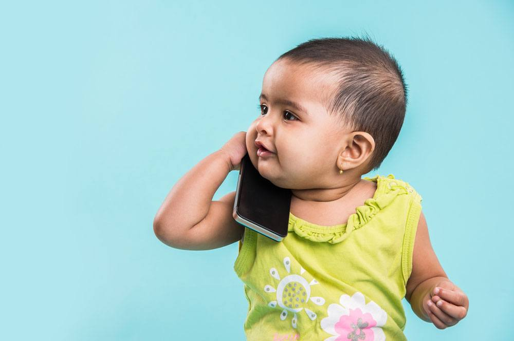TV, Tablet or Mobile Phone: Which one is more harmful for your child?