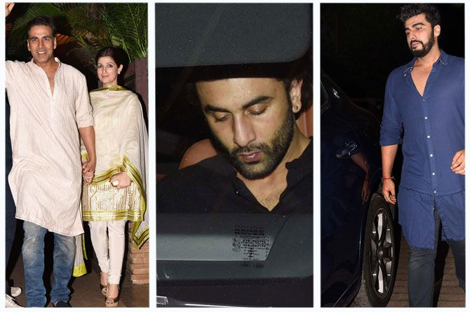 Diwali celebrations have already begun for these Bollywood Celebs!