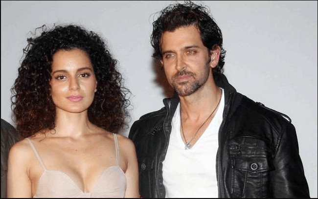 I have never met Kangana in private: Hrithik Roshan