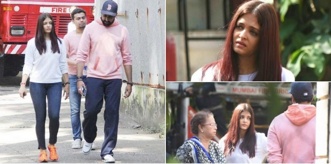 Concerned daughter Aishwarya rushes to her mum's aid after THIS tragedy strikes