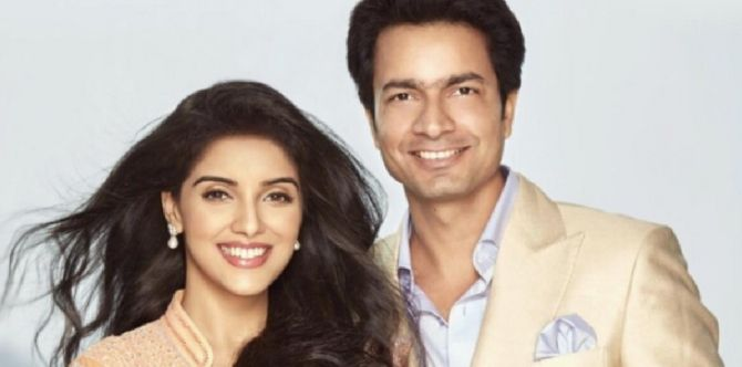 Good news! It's a gorgeous baby girl for Asin Thottumkal and hubby Rahul Sharma