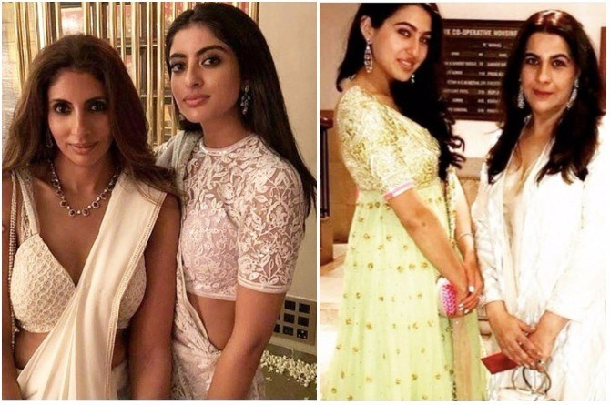 Diwali dressing: These mother-daughter duos in ethnic wear sum up the festive season