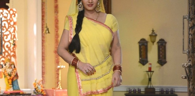 Here's why this former Bhabiji Ghar Pe Hain actor called off her own marriage!