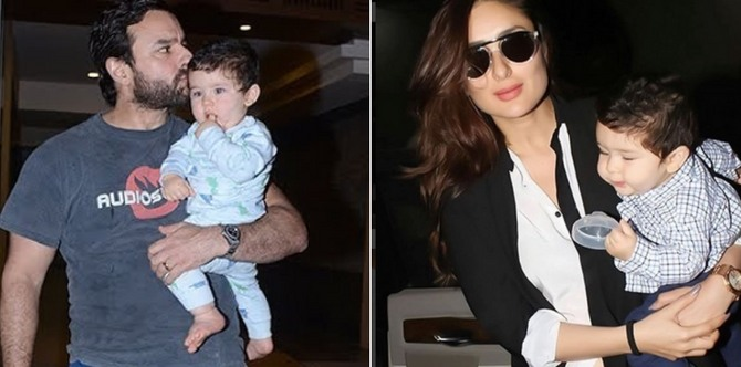 Yes, it's true! Kareena and Saif have decided to settle Taimur away from India