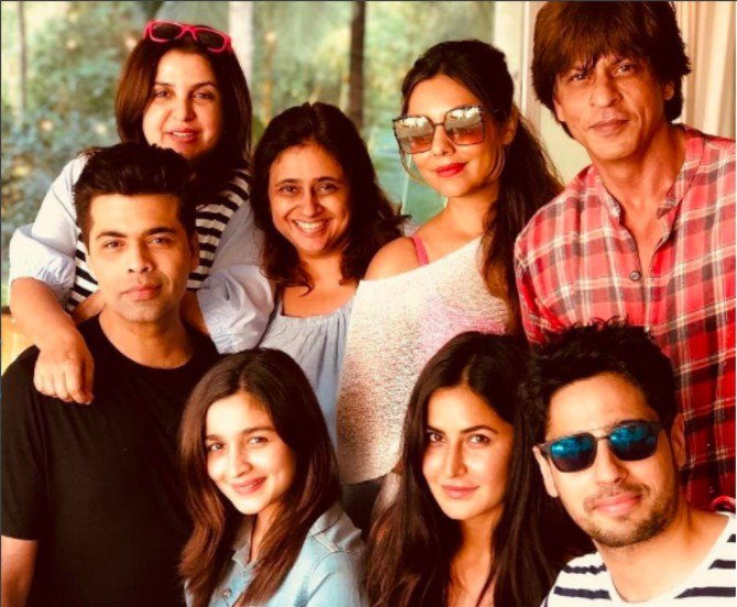 SRK's birthday: Bollywood brigade joins the star in Alibaug for big celebrations