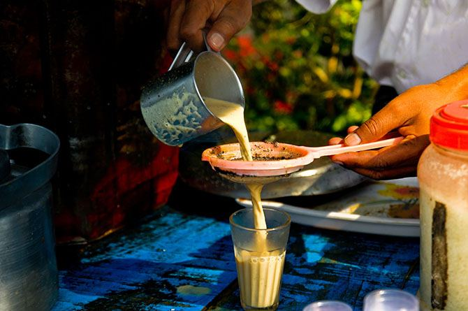 All you wanted to know about Chai and when you should be giving it to your kids!