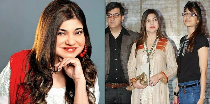 Alka Yagnik has been living separately from her husband for the past 25 years