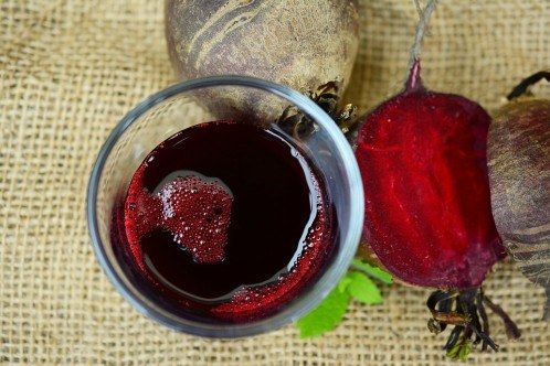 beetroot juice 2512474 960 720 Here are the most effective desi remedies that can cure ovarian cysts!