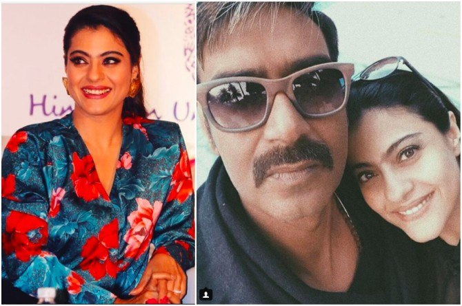 Hubby Ajay Devgn suffers from THIS disorder, reveals wife Kajol