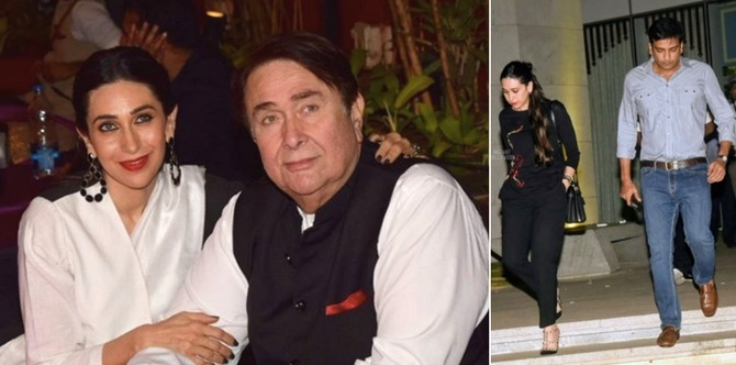 Here's why Randhir Kapoor has given his nod to Karisma's second marriage