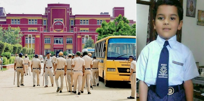 Ryan murder case: Class XI student detained, may have killed Pradhuman for THIS sinister reason