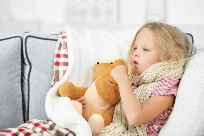 Stubborn winter cough in kids: I tried this desi remedy and it worked!