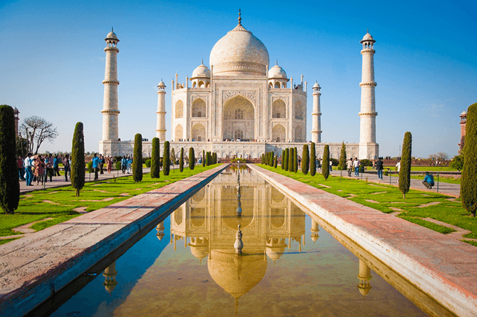 taj 5 Unlikely travel destinations to make the world your child's classroom