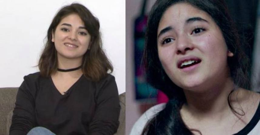 Dangal star Zaira Wasim molested! Why can't women stand up for themselves??