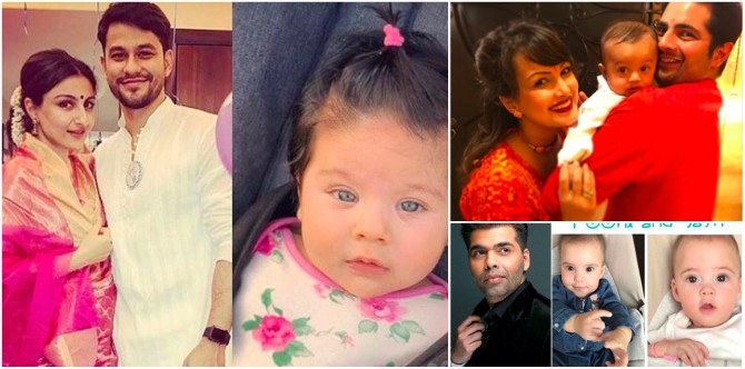 In Pics: 8 Celebs who became first-time parents in 2017