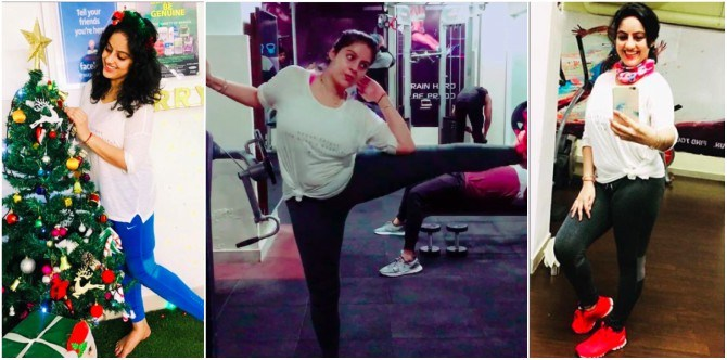 Deepika Singh's post-pregnancy transformation will STUN you!