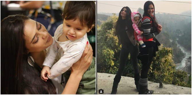 Shweta Tiwari's son Reyansh turned one and this is HOW she celebrated his first birthday!