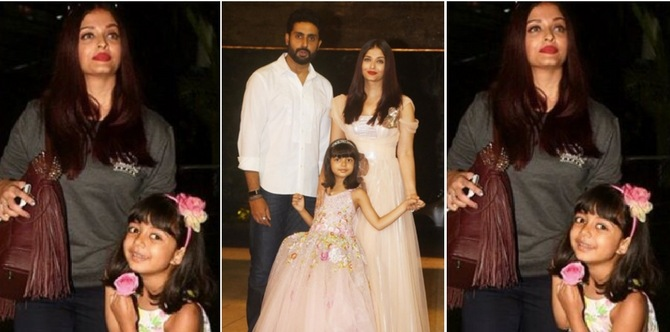 Abhishek clarifies that Aaradhya is not missing school during her trips with mum!