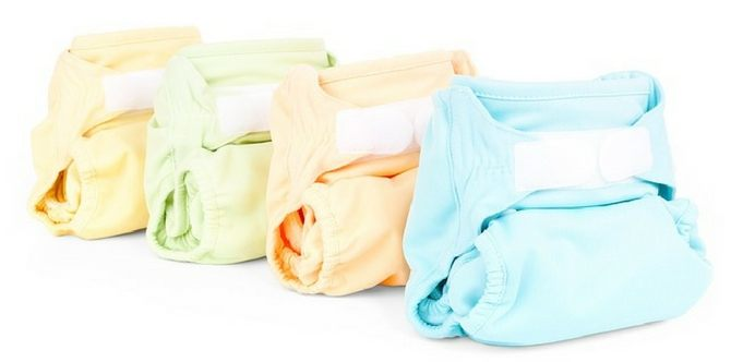 5 types of cloth diapers that are easily available in India