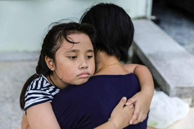 """My grandma died. I think it is all my fault..."" How to help children deal with trauma"