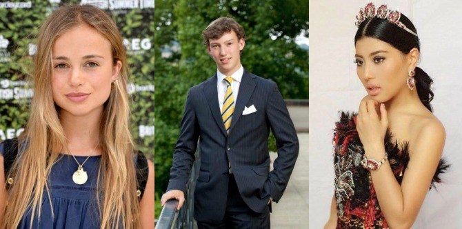 20 Single royals to obsess about now that Prince Harry is engaged