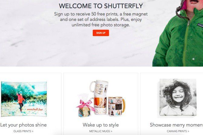shutterfly Forgot to send X'mas cards out? No prob! Here are 5 best websites to get holiday cards online!
