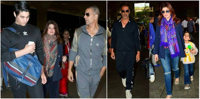 Akshay Kumar has no qualms being an average dad. Here's why!