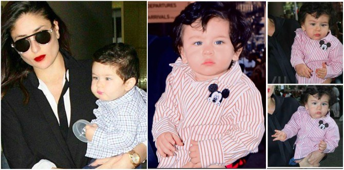 Revealed! Chote Nawab Taimur Ali Khan Pataudi has the CUTEST nickname!