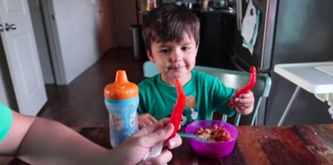 Introducing spicy food to your toddler: How to do it wisely