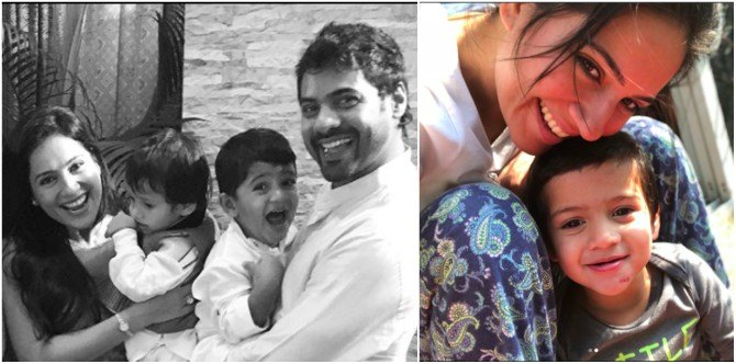 Actress Kanchi Kaul turns emotional on son Ivaar's 2nd birthday, pens a heartfelt note