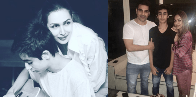 Arbaaz and Malaika Arora Khan to reunite for their son?