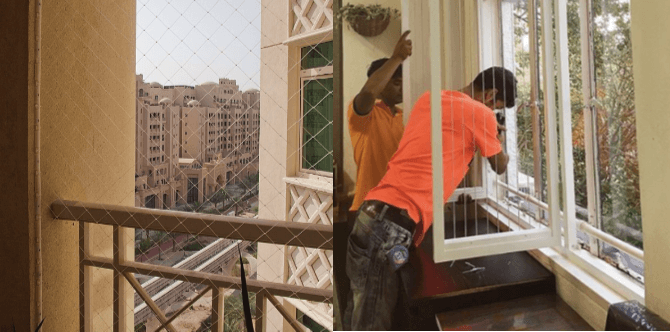 Balcony Safety For Children: Death of 4-year-old Calls For Child Safety At Home