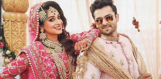 Dipika Kakar And Shoaib Ibrahim privately tied the knot in a lavish ceremony!