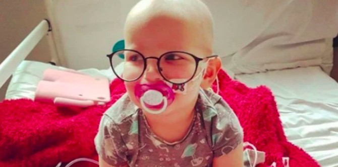 Clever mum diagnoses child's cancer, thanks to the internet