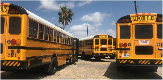 Does your child take the school bus? Here's how to make sure he stays safe