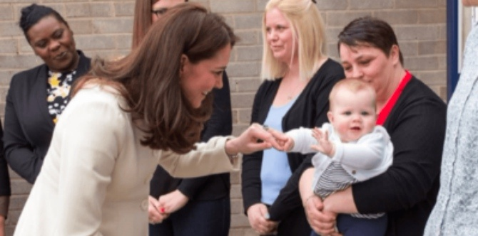 6 strange birth rules Kate Middleton has to follow