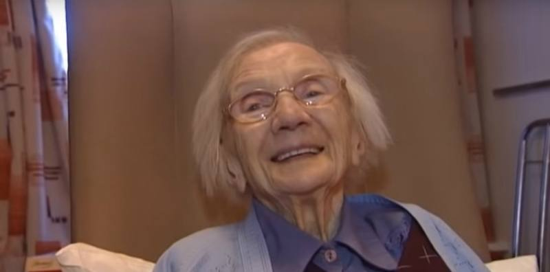109-year-old woman shares her secret to long life