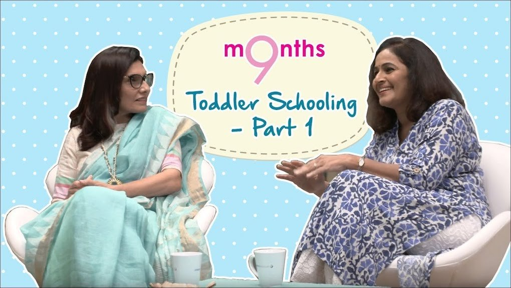 Episode 3, Part 1: Toddler Schooling