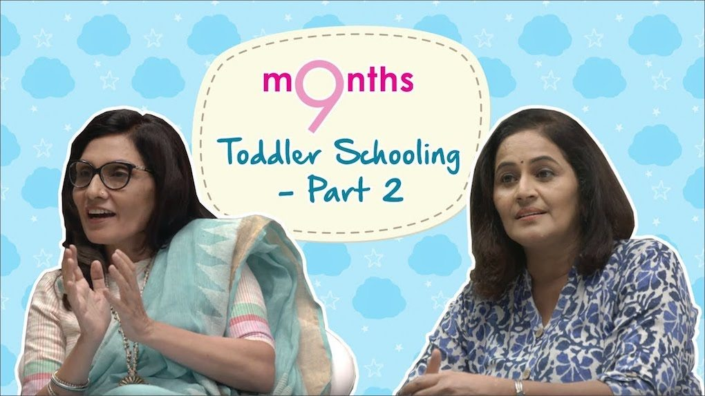Episode 3, Part 2: Toddler Schooling