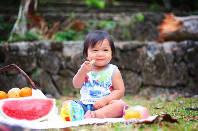 Nutrients In Your Preschooler's Diet
