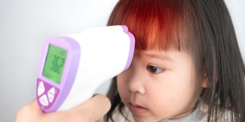 This Mum Discovered The Dangers Of Infrared Technology The Hard Way