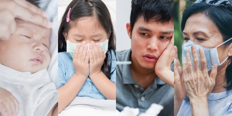 Flu: At Risk Groups And How You Can Protect Your Family