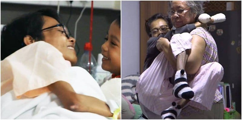 Singapore Mum Loses Fingers And Toes To Rare Disease But Remains Strong For Her Son